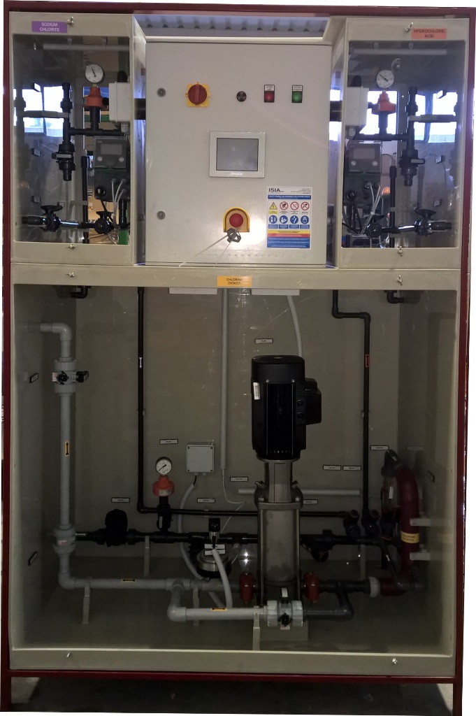 News about Chlorine Dioxyde Technology | ISIA Sistemi